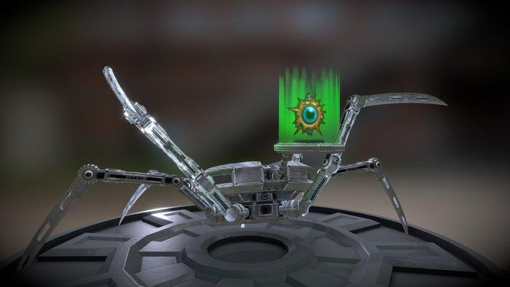 Nemoriko´s : Spiderbot 3D Model