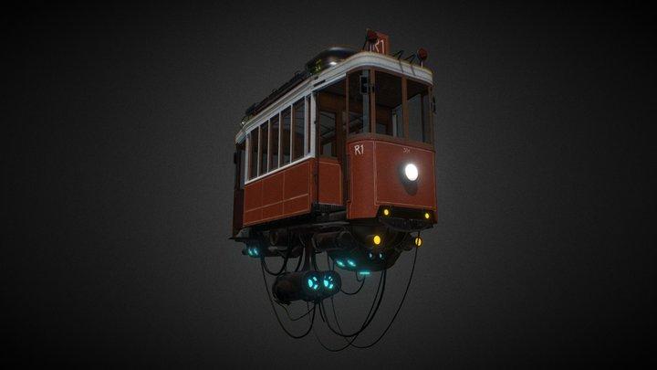 Last Tram (A. Burdisio) 3D Model