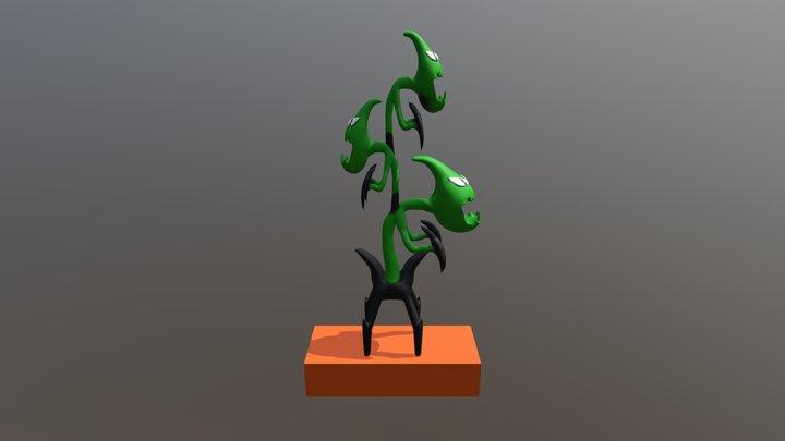 Juez De Vidas 3D Model