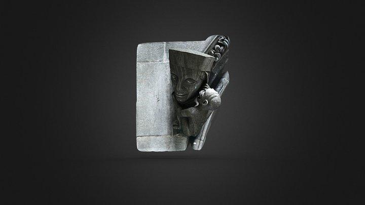 Whisper2 3D Model