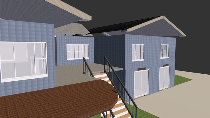 Roof n Ramps Test 3D Model