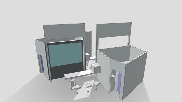 I20 3D Model