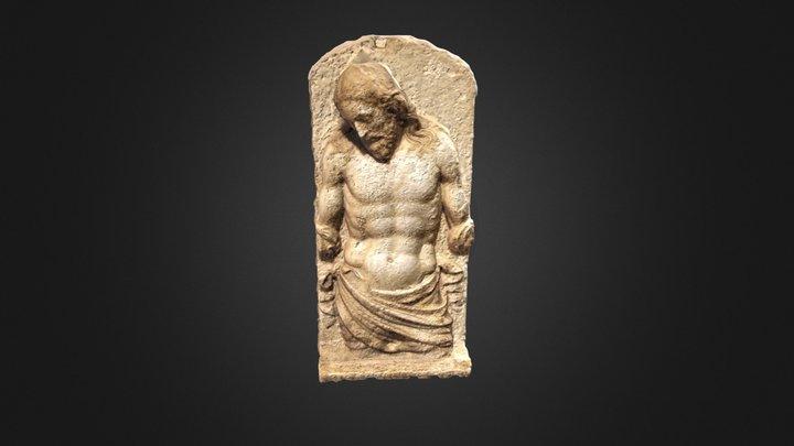 The Dead Christ 3D Model