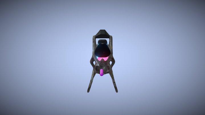 Arma 3D Model