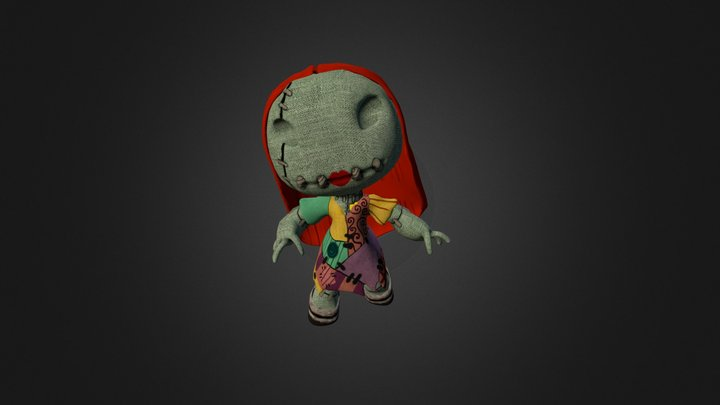 Sally 3D Model