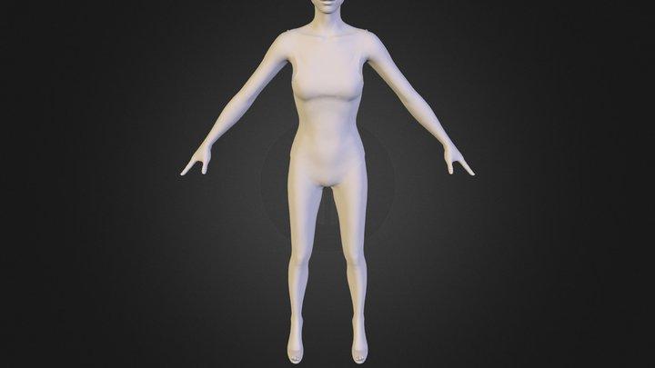 Swim Pro 3D 3D Model