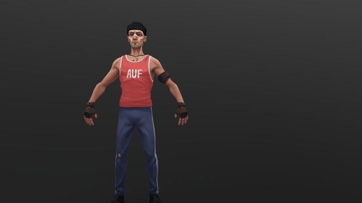 Thug LP 3D Model