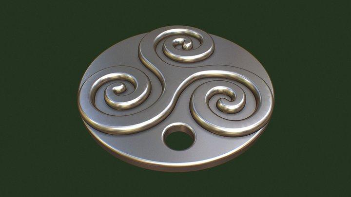Jewelry - La Loba 3D Model