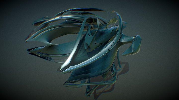 Scifi Stuff - Give-away 3D Model