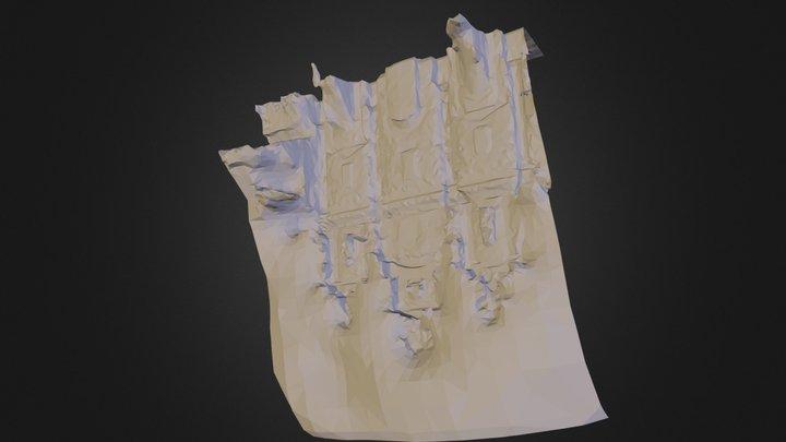 el_retiro.3ds 3D Model