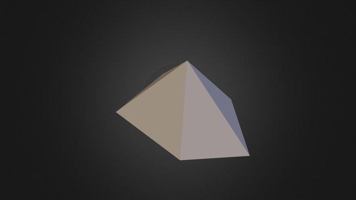 Shape 2 3D Model