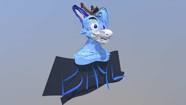 Bayl the Buck 3D Model
