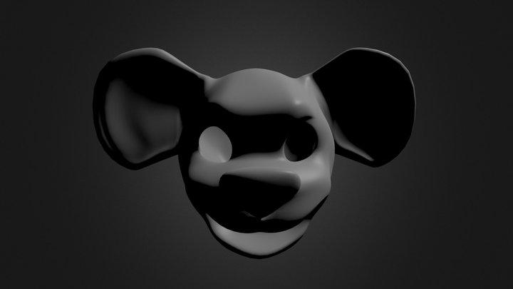 Jacky.blend 3D Model