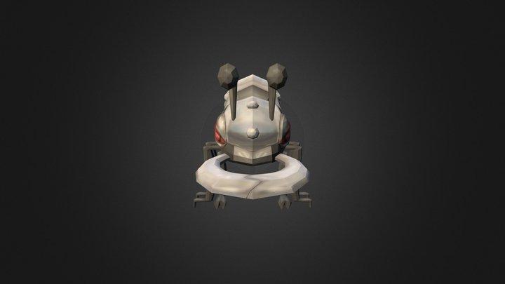 Durant (Pixelmon) 3D Model