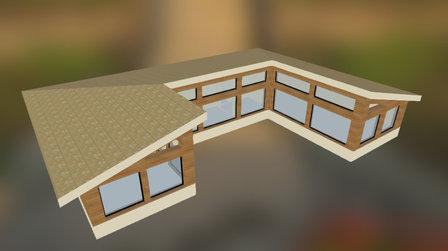 Initial design Norway 3D Model