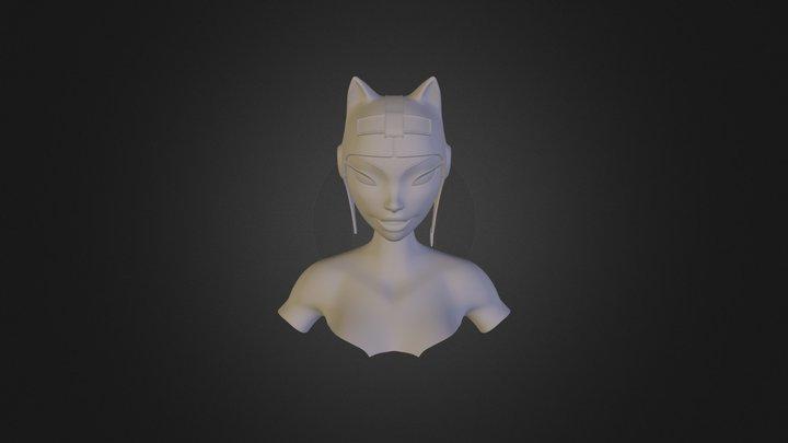 Catw 3D Model