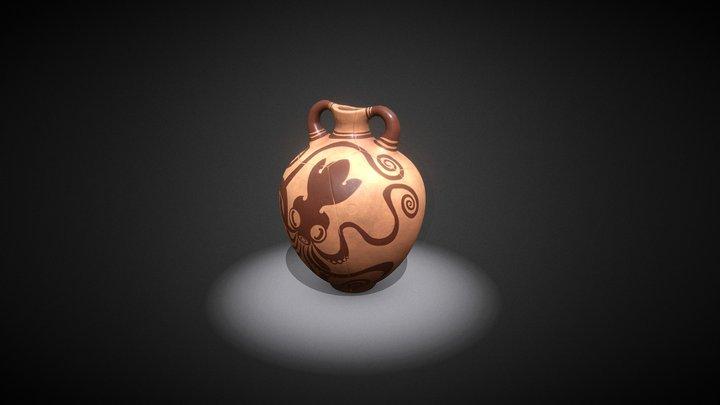 Minoan Vase 3D Model