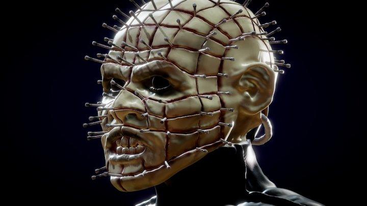 Pinhead 3D Model