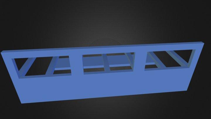 fence_v1 3D Model