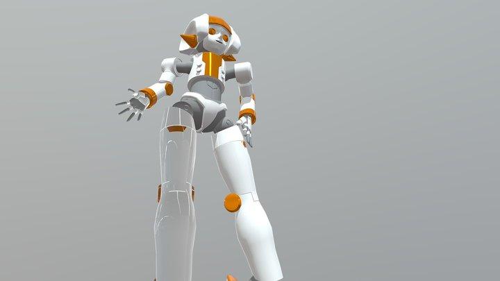 Kadenna Aki Android Doll 3D Model