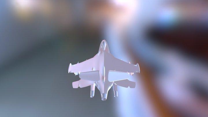 Original destroyer 3D Model