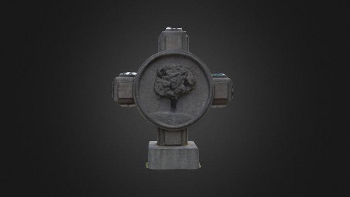 Cruz 3D Model