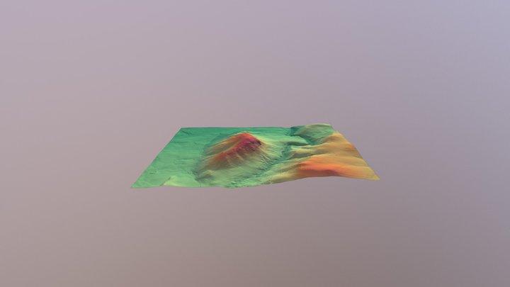Earls Hill 3D Model