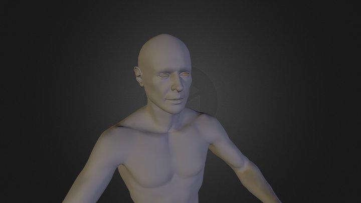 body_geom.obj 3D Model