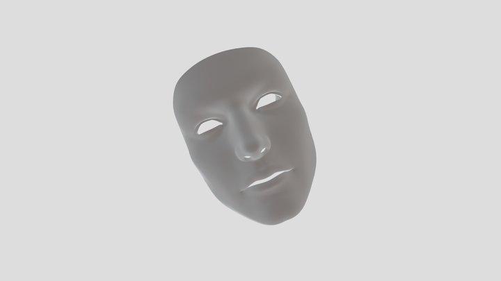 Mask 2 3D Model