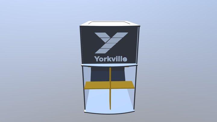 yorkville 3D Model