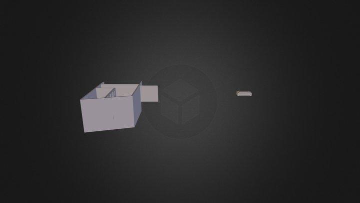 Apache 2 3D Model
