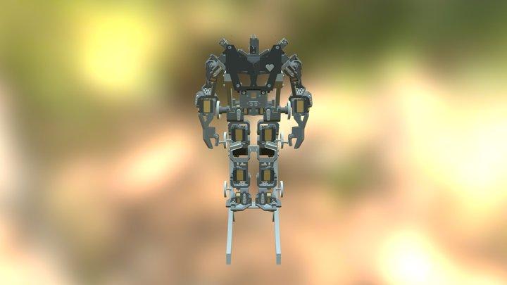 Proto1 3D Model