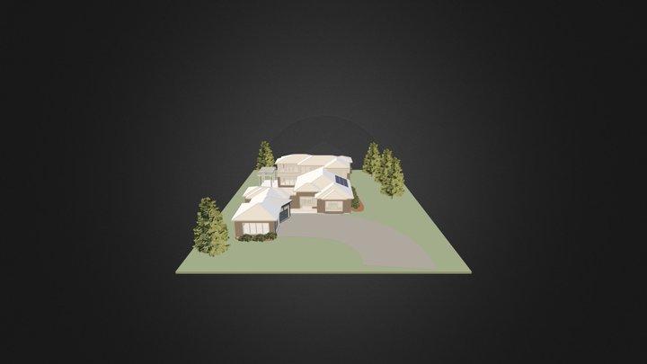 Magento Residence 3D Model