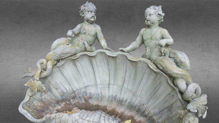 Escultura ornamental 3D Model