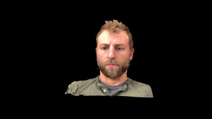 Tyson Head Test 3D Model