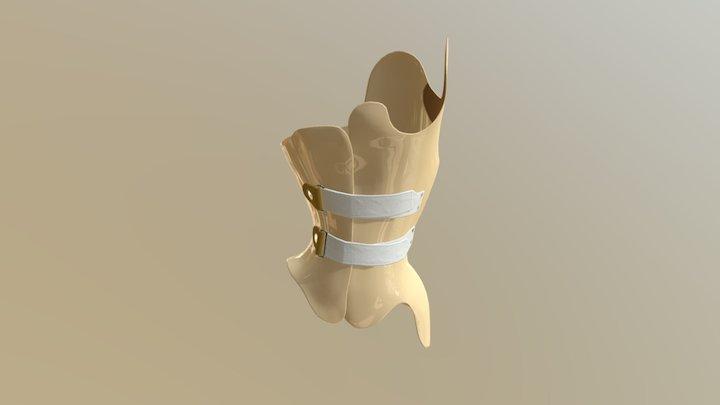 Corset 3D Model