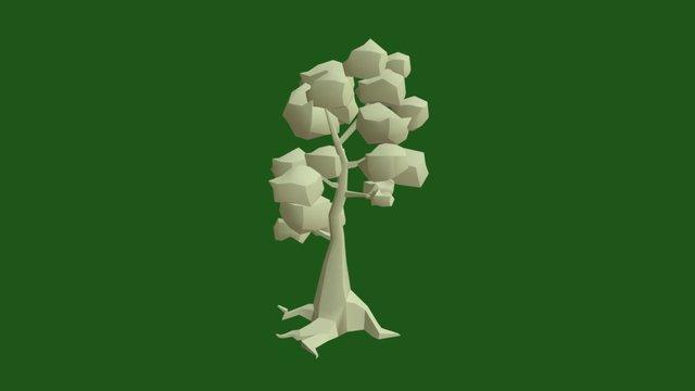 Tree IV 3D Model