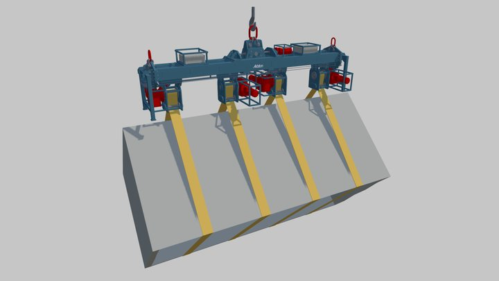 TMV 0500 0400 PROD 01 3D Model