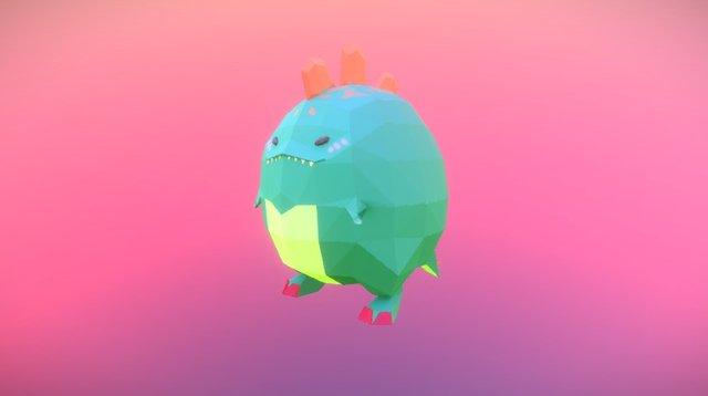 Gru Gru 3D Model