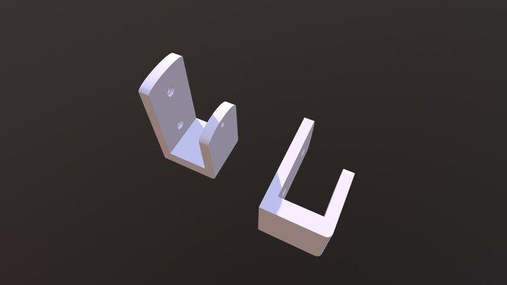 Bracket Orientations2 3D Model