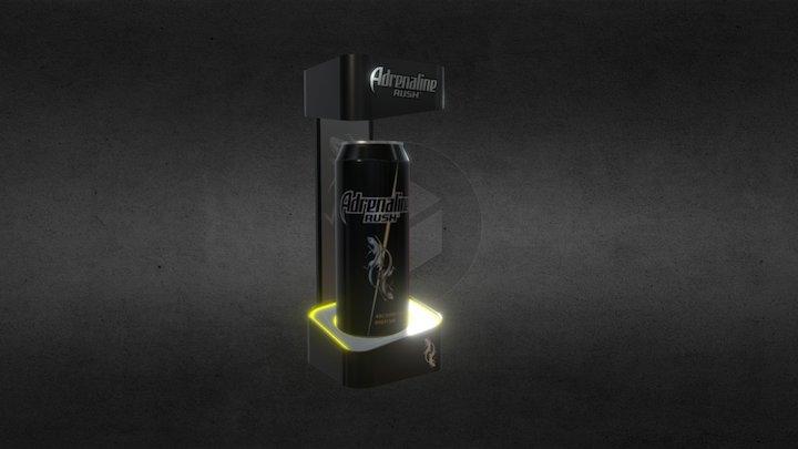 Ad energy 3 3D Model