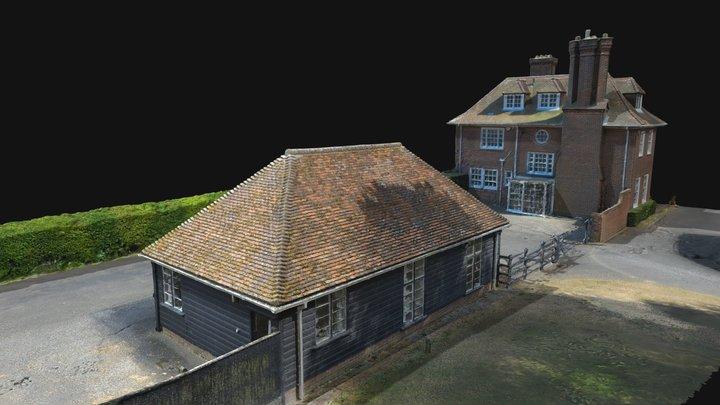 Suffolk 3D Model