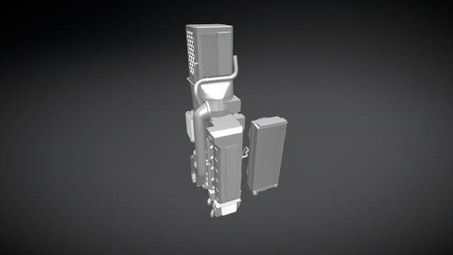 System 3D Model