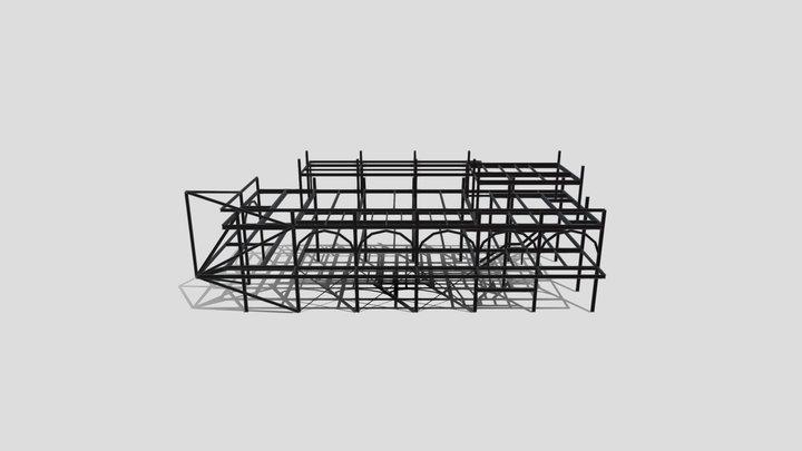 PDR 3D Model