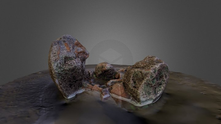 Moeraki Boulder - Open 3D Model