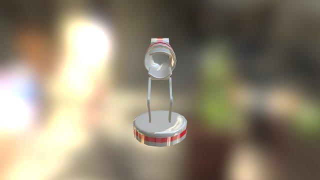 Missile Charger 3D Model