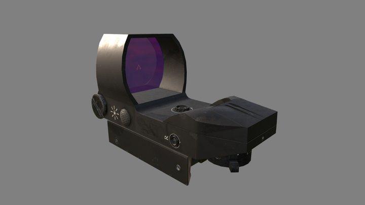 RedDot - GameReady 3D Model