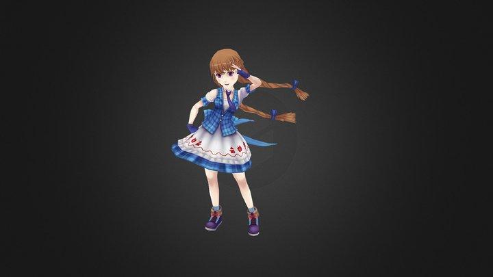 Dorothy 3D Model