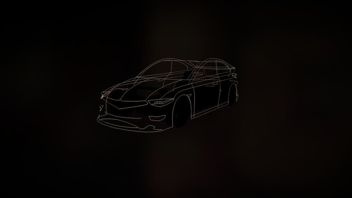 dbkcoupe 3D Model