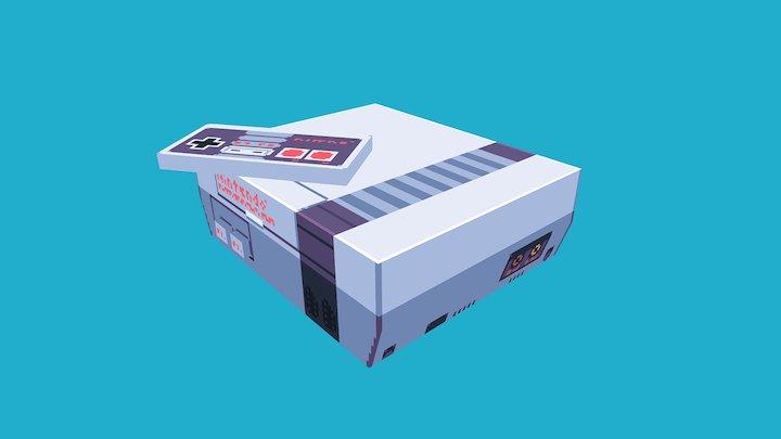 NES! 3D Model